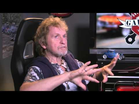 Jon Anderson of Yes Interview