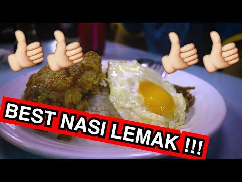 BEST NASI LEMAK in SEREMBAN!?
