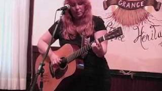 Brigitte London - Song Of A Woman Live At The Grange In Ginger Hill, Pa
