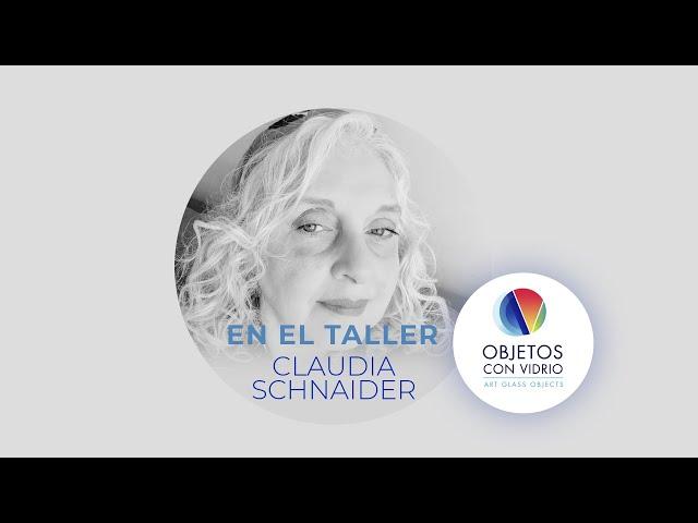 En el Taller de Claudia Schnaider