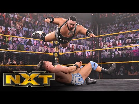 Bronson Reed vs. Austin Theory: WWE NXT, April 27, 2021