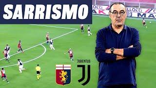 Tanto Sarrismo In Genoa Vs Juventus