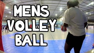 Let's Play Men's Volleyball! ⎮Volleyball Vlog