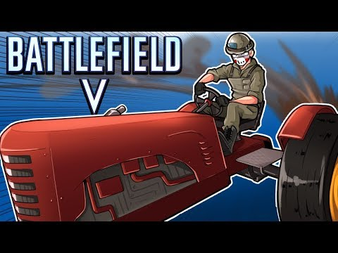 Battlefield V Firestorm - NEW BR GAME! (Our First Funny, Epic & Fail Moments)