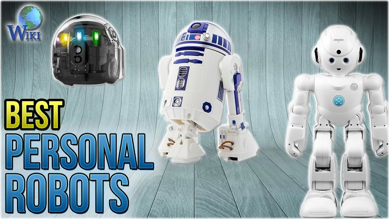 Top 10 Personal Robots of 2019   Video Review
