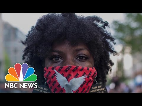 Is Not Wearing A Face Covering In Public Protected By The Constitution? | NBC News NOW