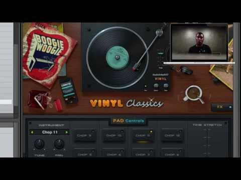 VINYL CLASSICS-MOTOWN, HIP-HOP VSTI (Inspired by Kanye,Just Blaze)