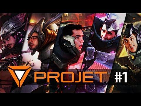 Event Riot : Team Project vs Team Arcade #1