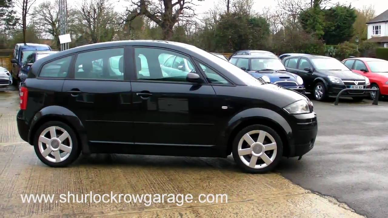 Audi A2 1 4 Se 5 Door Hatchback Audi A2 For Sale Youtube