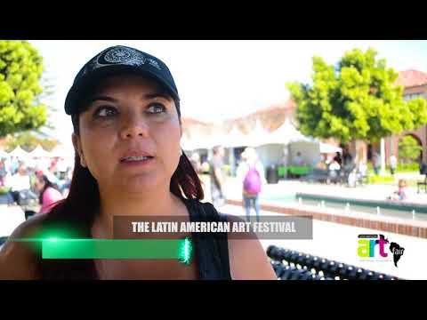 Latin American Art Fair- San Diego, CA