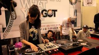 DJ Lisa - Show'em What You Got by Beat Square @ 台北電影主題公園