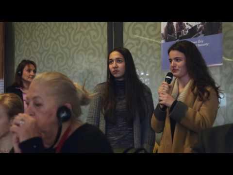 The Role of Women in Reconciliation in Kosovo