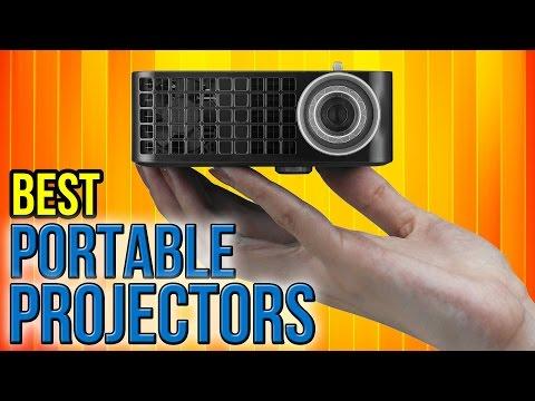 10 Best Portable Projectors 2017