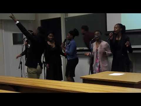 Ayanda Ntanzi Thanks giving- Iphelela emaphakadeni @SCF-PMB