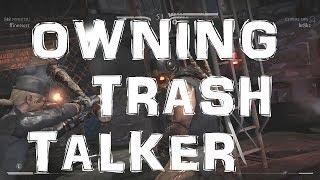 MKX: MADE A TRASH TALKER RAGEQUIT