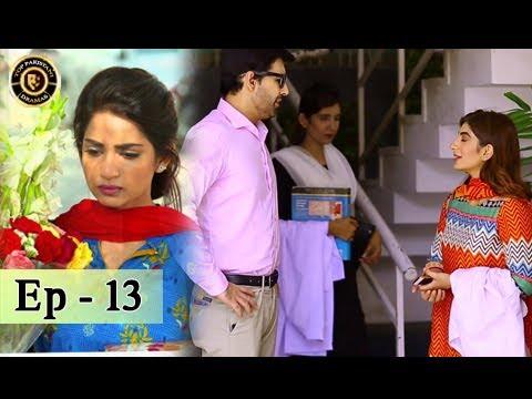 Mubarak Ho Beti Hui Hai  – Episode – 13 – Saima noor & Sajid Hassan – Top Pakistani Drama