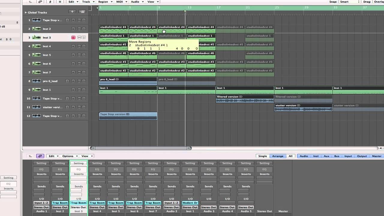 130 Chord Progressions & Melody files (Trap Goblins) Hip-Hop