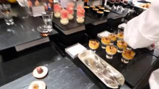 ウェスティンホテル東京 ザ・テラス トロピカルフルーツ&ワールドデザートブッフェ 2015年8月