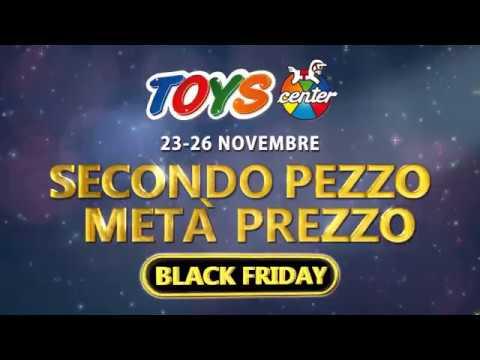 BLACK FRIDAY   secondo pezzo -50% su tutti i giocattoli   da Toys