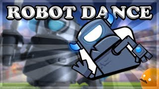 Draft Tips for Mini PEKKA Robot Dance 🍊