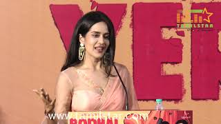 Bodhai Yeri Budhi Maari Movie Press Meet