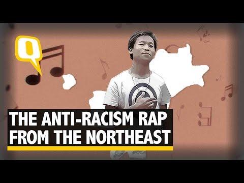 The Anti-Racism Rap from Arunachal Pradesh