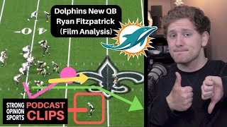 "Ryan Fitzpatrick Film Analysis (Explaining ""Fitzmagic"")"
