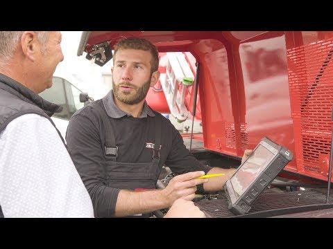 Atemberaubend Servicetechniker im Außendienst bei EDER Stapler - YouTube @ZY_07