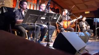 Juan Perro Quartet. Hoy como ayer. Jamboree (Barcelona). Junio 2013