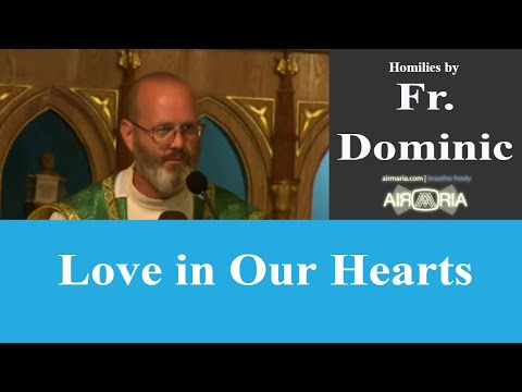 Love in Our Hearts - Aug 18 - Homily - Fr Dominic