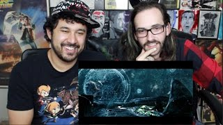 ALIEN: COVENANT | Prologue: The Crossing REACTION & DISCUSSION!!!