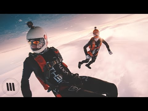 Adam Rivers - WATCH: Skydiving with a $25,000 camera attached to your head