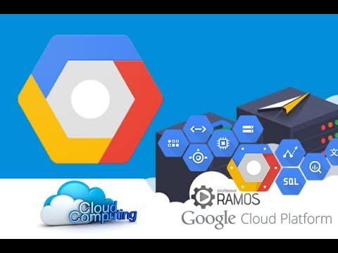 ☁ Google Cloud Platform - Como Criar VM Debian Linux - Compute Engine | http://professorramos.com 🐧