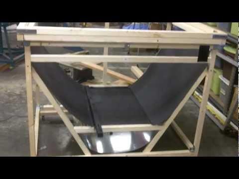 DIY Exposure Unit For Oversized Prints