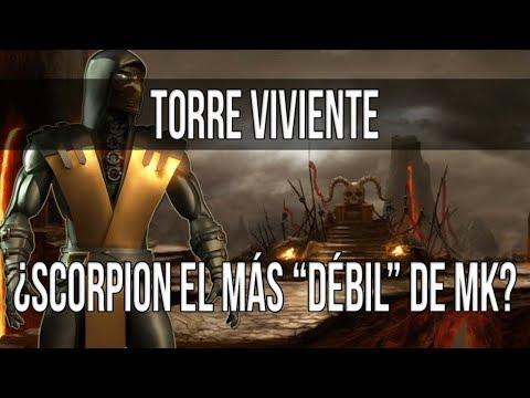"""MKXL   ¿Scorpion el más """"débil"""" de Mortal Kombat? thumbnail"""
