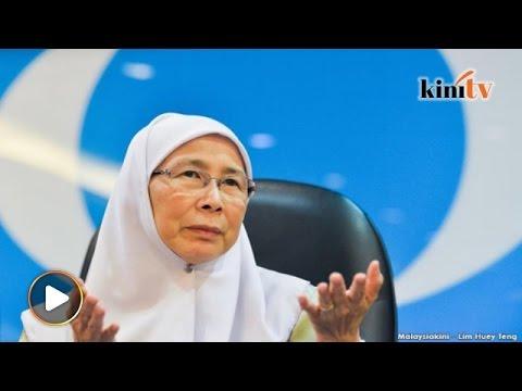 PAS-PKR 'putus': Ini respon Wan Azizah