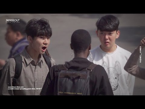 👩🏿‍🦱 asking koreans the 'korean n word' | social experiment