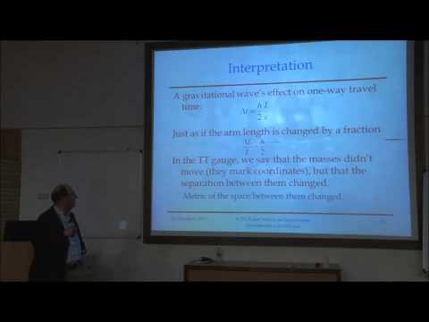 Peter R Saulson - Interaction of waves and detectors