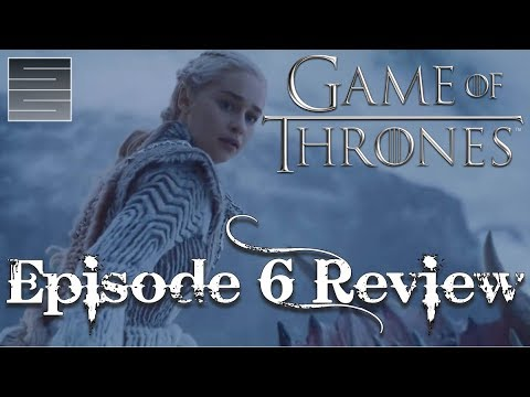 Game Of Thrones Season 7 Episode 6 Review / Breakdown - S7 E6 Beyond The Wall