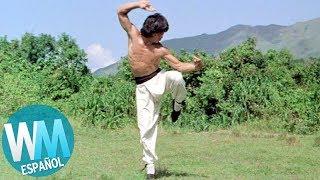 Pelicula de karate de los 80