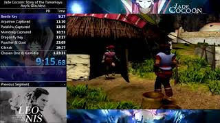 Jade Cocoon : Story of the Tamamayu | Any% Glitchless Speedrun PB (1:18:36)