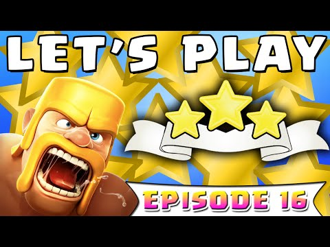 Clash of Clans - 53 TROPHIES IN ONE ATTACK! - Epic Revenge! Let's Play ClashofClans (#16)