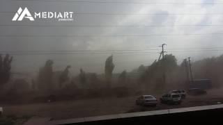 Бишкек/ катуу шамал/ 23 06 2017/ подписивайтесь