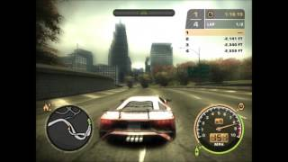 Lamborghini Aventador LP750-4 SV Need For Speed Most Wanted
