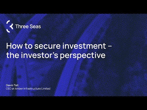 How to secure investment – the investor's perspective. 29.04.2021