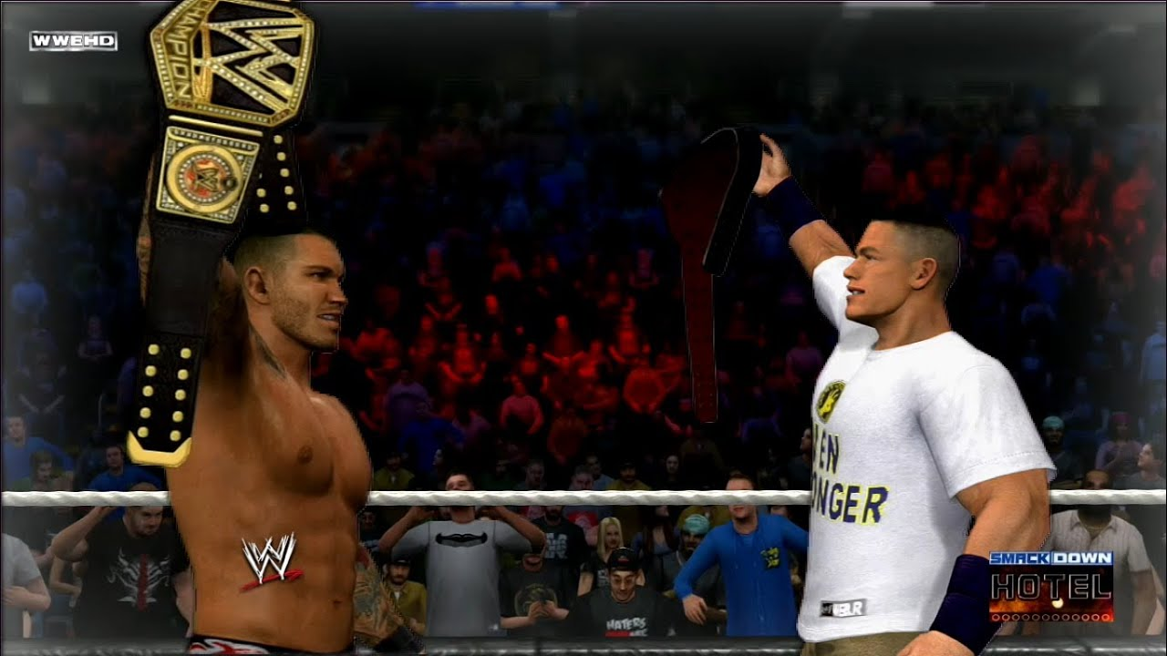 randy orton vs john cena - tlc 2013 promo (wwe 2k14 replication