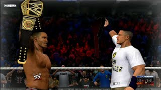 Randy Orton vs John Cena - TLC 2013 Promo (WWE 2K14 Replication)