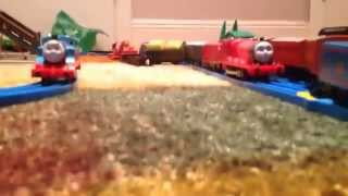 TOMY Edward The Blue Engine Tribute