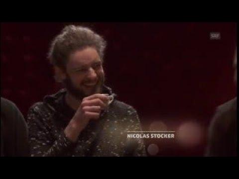 Nik Bärtschs Mobile Swiss TV broadcast from Exil, Zurich, Switzerland, 2017