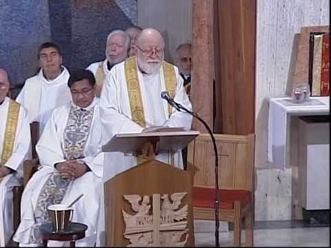 Funeral Homily for Consecrated Brother
